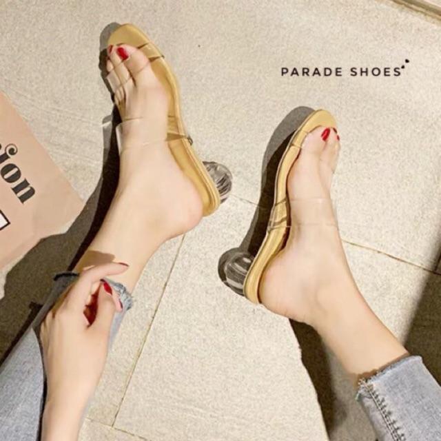 ♥โค๊ด NEWRAHK ลดเพิ่ม 80฿♥ รองเท้าส้