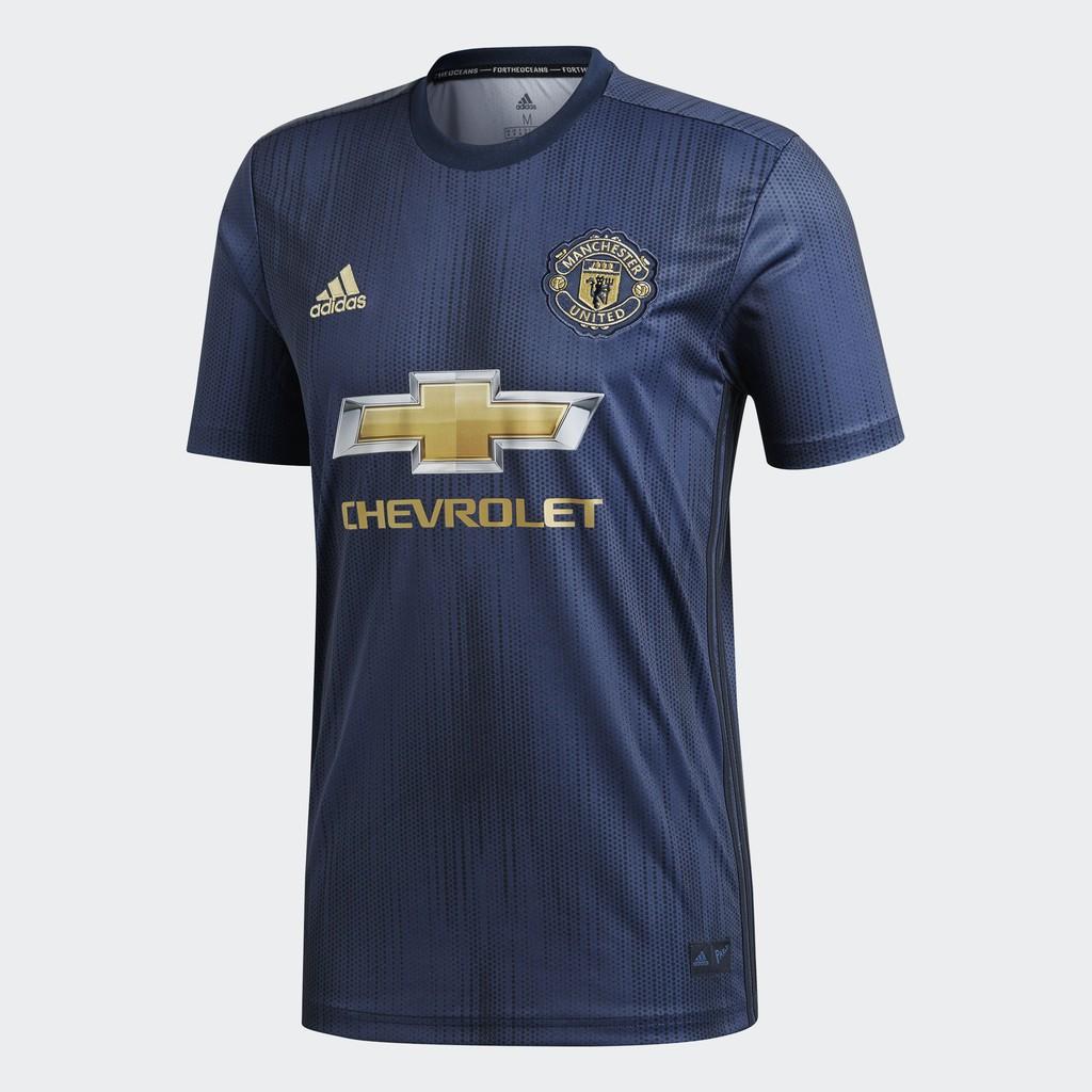 timeless design ad232 49b61 Manchester United Away Jersey 2017 2018 Paul Pogba Short Sleeve Black for  Men