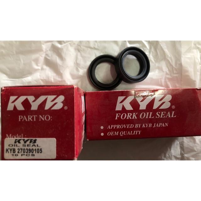 Yamaha Y125 Y125ZR Suzuki RU110 RU120 KYB Kayaba Fork Oil Seal