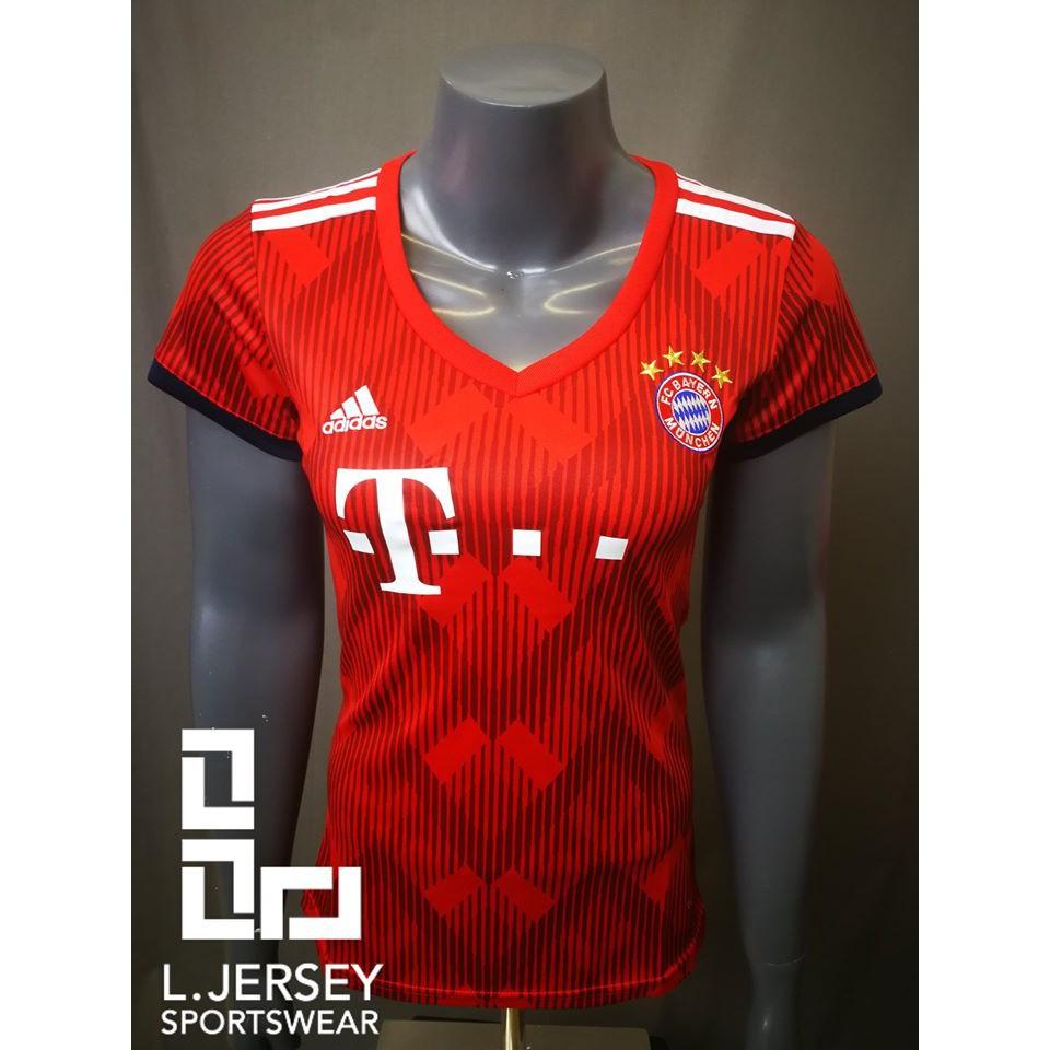 Bayern Women Home Season 18/19 CLIAMLITE Fans Jersey