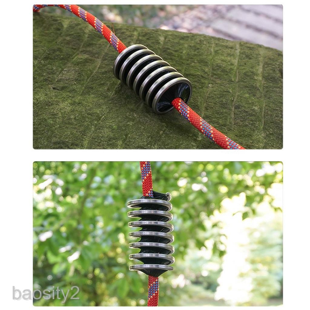 Rock Climbing Rope Cleaner Brush Caving Tree Arborist Cord Cleaning Tool