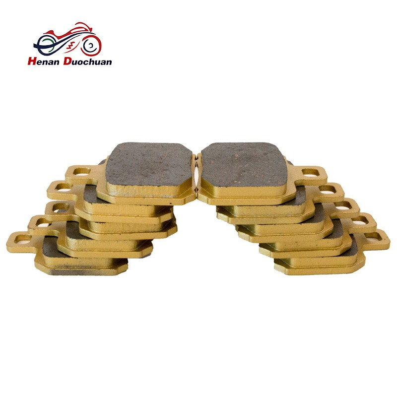 39D1//5 SEMI METAL REAR BRAKE PADS FOR YAMAHA YP 125 R X-Max - Non ABS