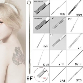 Shopee Health & Beauty Medical Supplies Others Disposable Tattoo Needle 304 Medical Stainless Steel Supply.