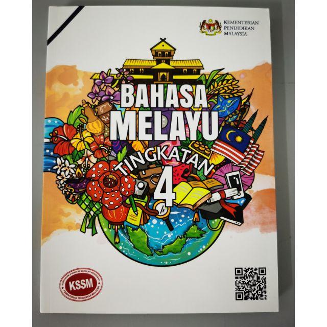 Buku Teks Bahasa Melayu Tingkatan 4 Shopee Malaysia