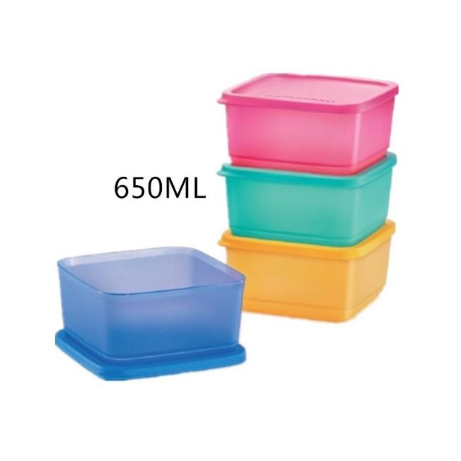 Tupperware So Fresh Small (4) 650ml