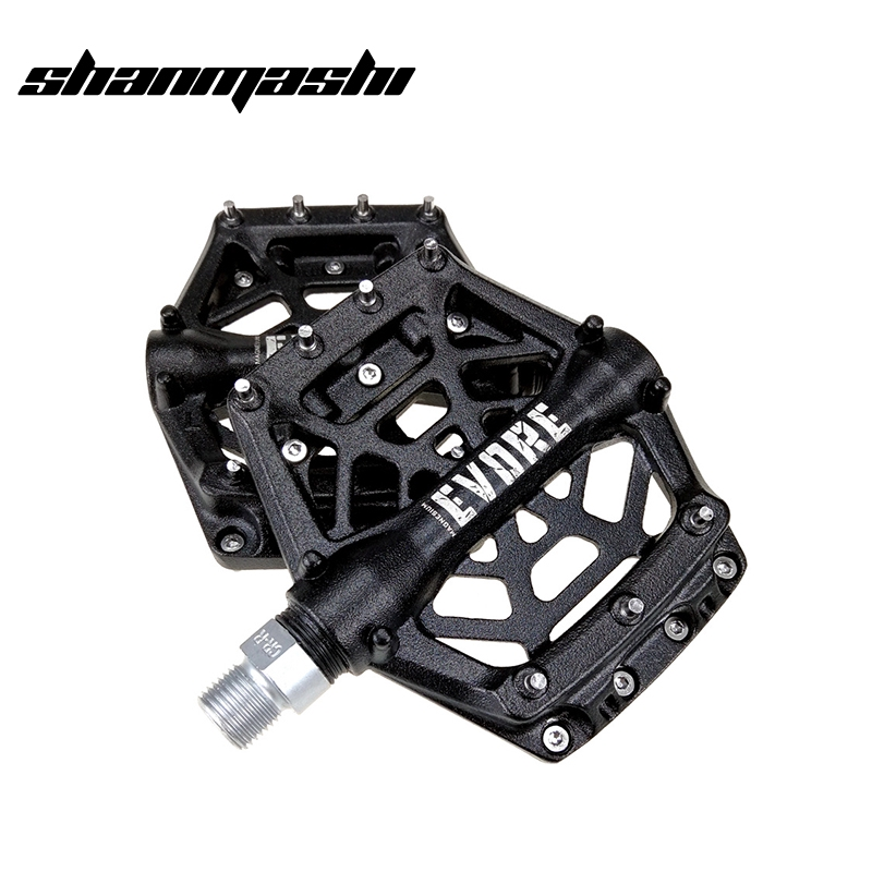 Bike Pedals MTB Lightweight Magnesium Bearing CNC Pedals Bicycle Flat Pedals