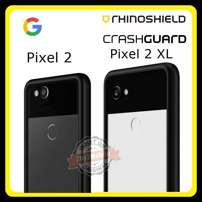 huge discount 44d54 e6f1d Original RhinoShield Crashguard google Pixel 2 Pixel 2 XL bumper case