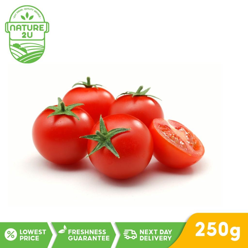 Fresh Vegetable - Tomato Cherry (250G+-/PKT)