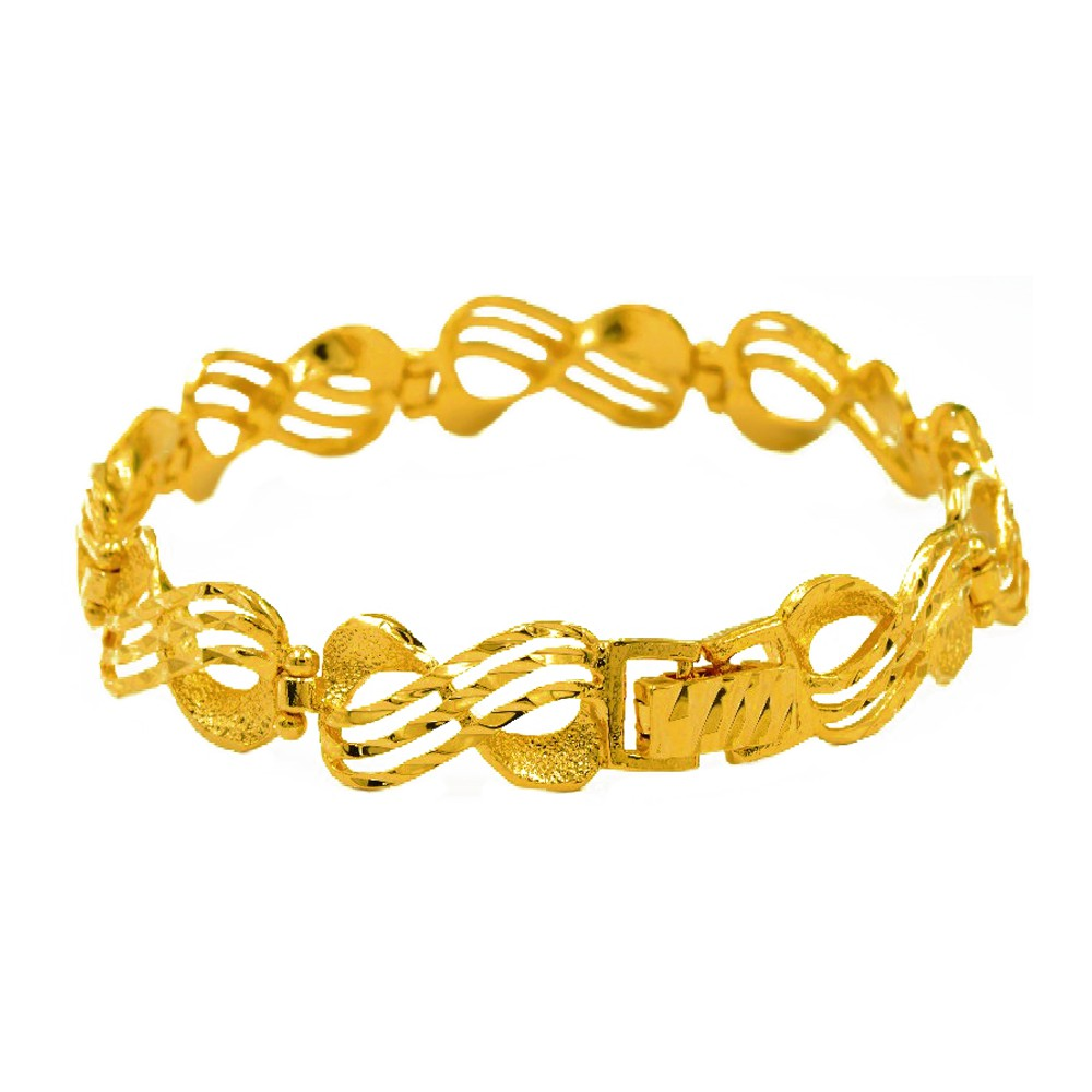 Elfi 916 Korean Gold 24k Plated Large