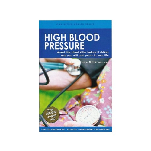 21d8612bf0de0 OAK PUB: HIGH BLOOD PRESSURE (REVISED EDITION)