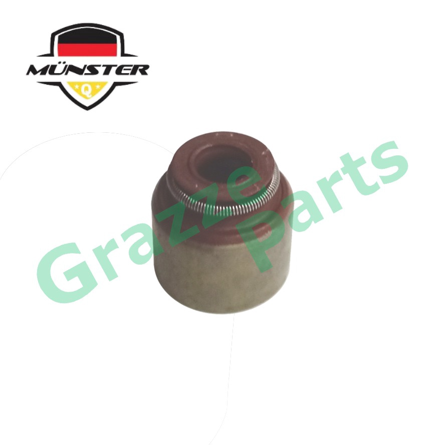 Münster Valve Stem Seal 13207-53Y10 for Nissan Latio Livina 1.8 MR18DE X-Trail 2.0 2.5 QR20DE QR25DE