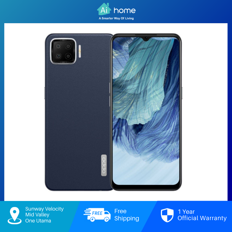 """OPPO A73 [ 6GB + 128GB ] Smartphone - 6.44"""" Ultra HD Display 