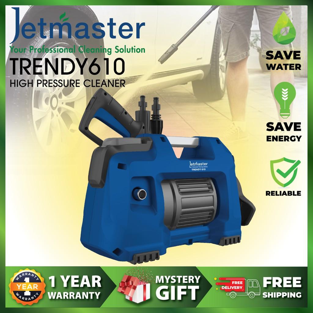 Jetmaster TRENDY610 High Pressure Cleaner