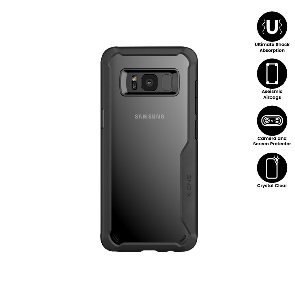 X.One Galaxy S8 Plus/S8+ Dropguard 2.0 Impact Protection Case Cover Xone