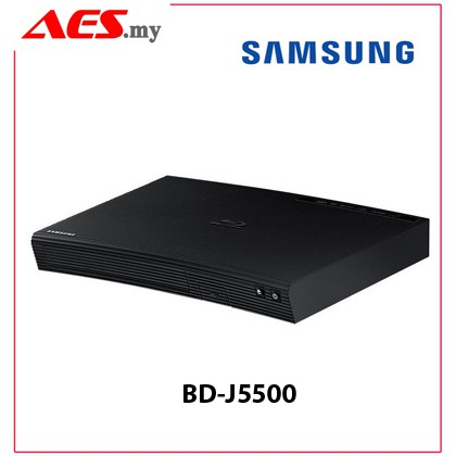 SAMSUNG BD-J5500/XM BLU-RAY DVD PLAYER