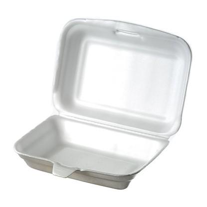Polystyrene Lunch Box Foam Lunch Box 50pcs Shopee Malaysia