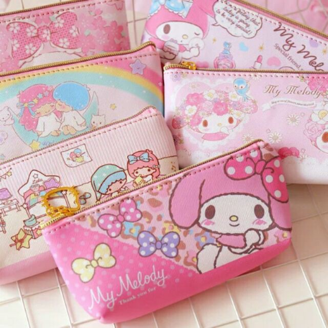 Cute Cartoon Strawberry Monkey Bear Pu Waterproof Pen Pencil Case Case School Office Supply Student Stationery Kid Gift Warm And Windproof Pencil Bags Pens, Pencils & Writing Supplies