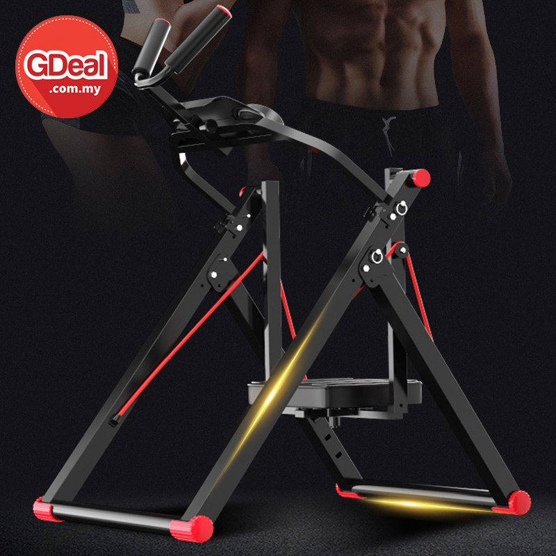GDeal Fitness Equipment Pendulum Abdominal Muscle Trainer AD Abdominal Exercise Machine