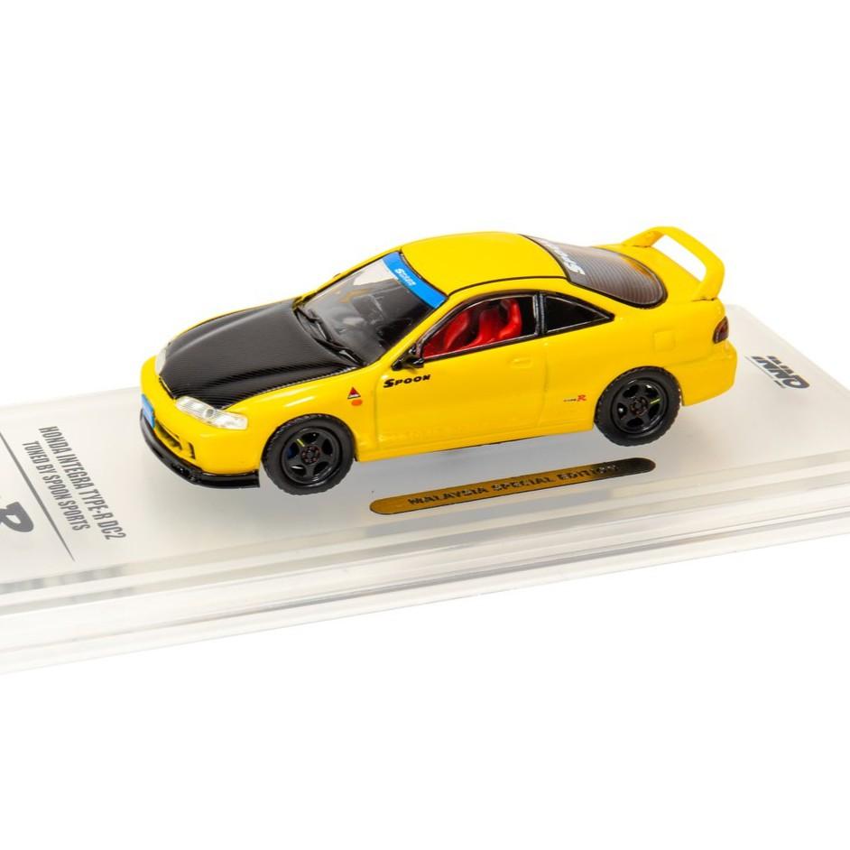 Inno Models 1:64 Honda Integra Type-R DC2 Spoon Sports INNO64