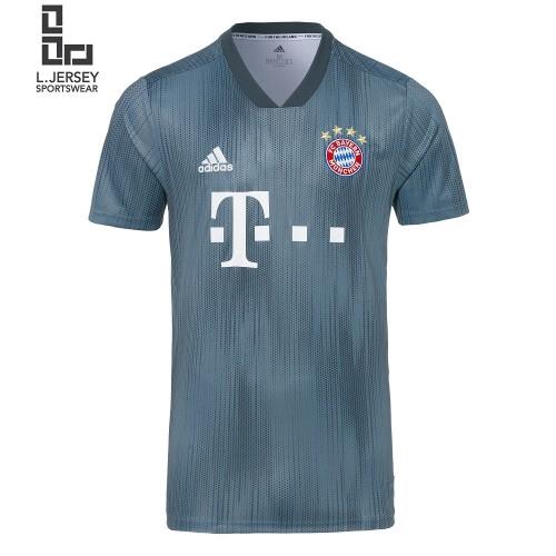 Bayern München Men 3rd Kit Season 18/19 CLIMALITE Fans Jersey
