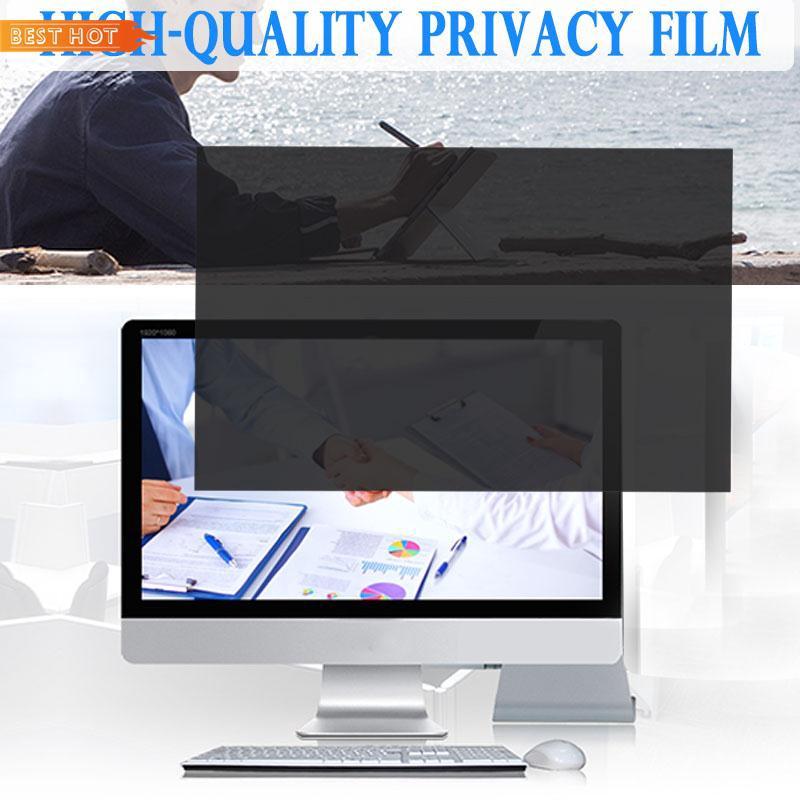 Screens Protector Ultra Thin Dustproof Privacy Filter PET Guard Desktop  Protective Film PC