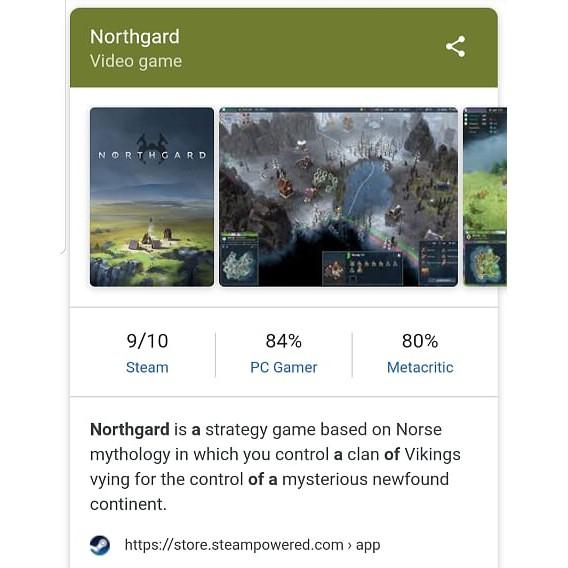 Northgard [ PC - Steam ] | Shopee Malaysia