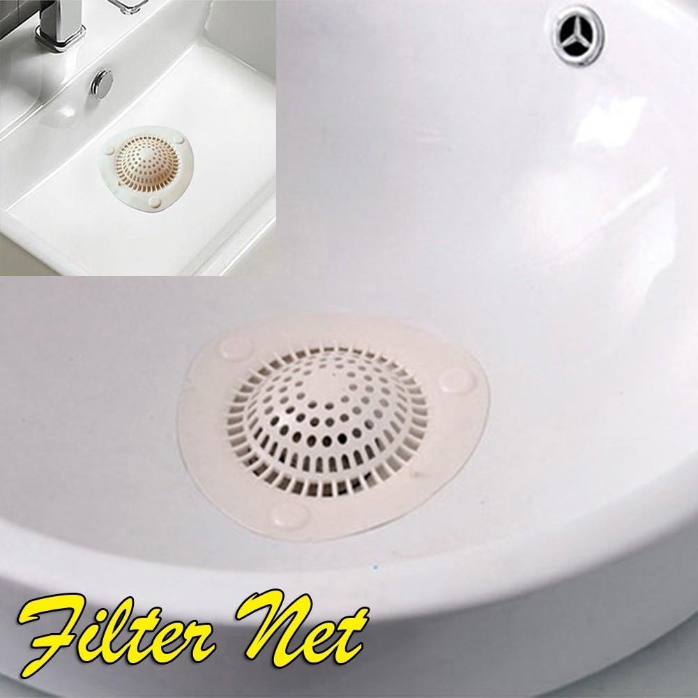 Bath Kitchen Waste Sink Strainer Filter Net Drain Hair Catcher Stopper Nice