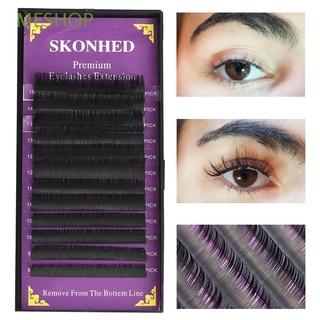 827eacddfab SKONHED 12 lines Handmade C D Curl Natural Long Full Fluffier False  Eyelashes
