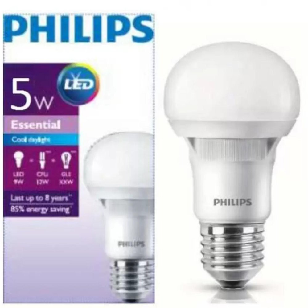 PHILIPS LED BULB (5W/7W)