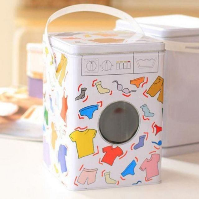 Detergen canister load up to 5kg