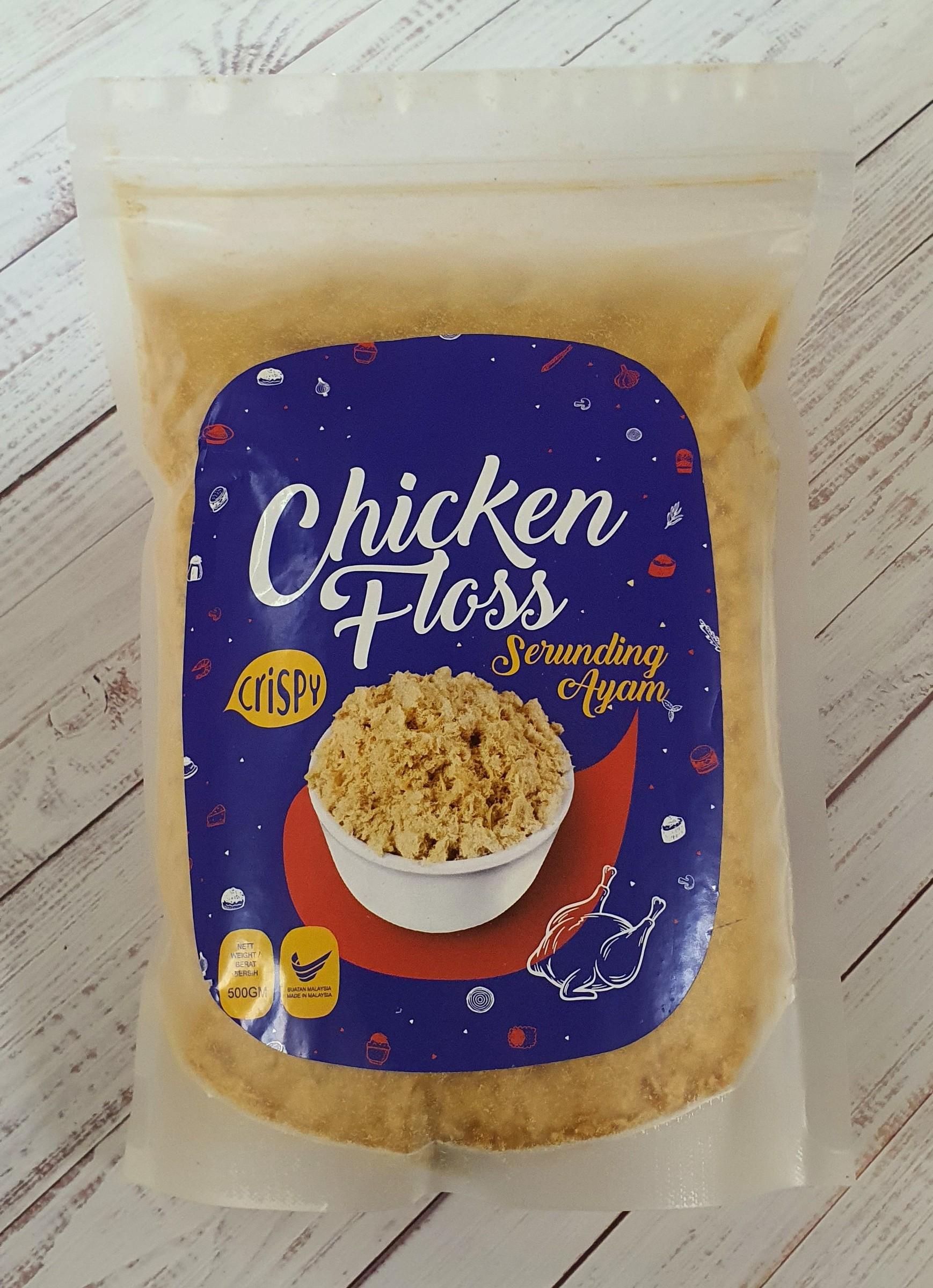 Chicken Floss - Crispy (500gm)