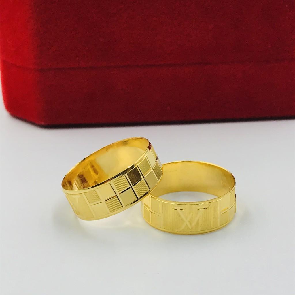 Exclusive LT Shine Ring (Emas 916)