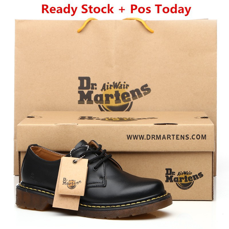 f90c1e34bcd Ready Stock! Men British Dr.Martens Martin Boots Tooling Cow Leather Casual  Boots