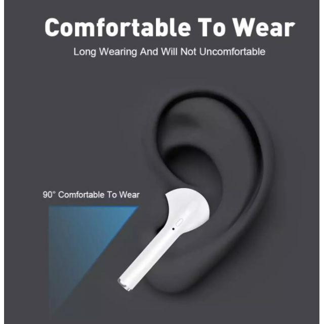 New I9S TWS Wireless Earphone 5.0 Bluetooth Headset Earbud