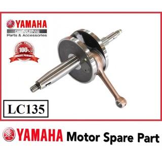 YAMAHA LC135 4S 4 SPEED CRANKSHAFT CRANK SHAFT 100% ORIGINAL HLY