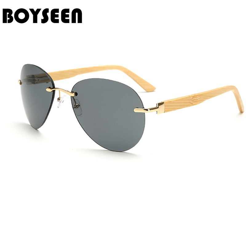 20eec385538d BOYSEEN Retro Frame Cat Eye Sunglasses Women Fashion Mirror Lens Rice nail  15976 | Shopee Malaysia