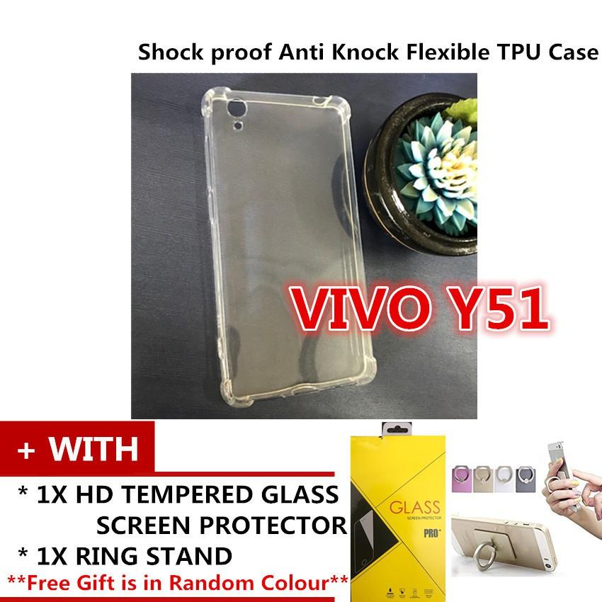 VIVO Y21 Y25 Y53 Y55 Y55S Y66 Y69 Shock proof Flexible TPU Gel Rubber Soft Case   Shopee Malaysia