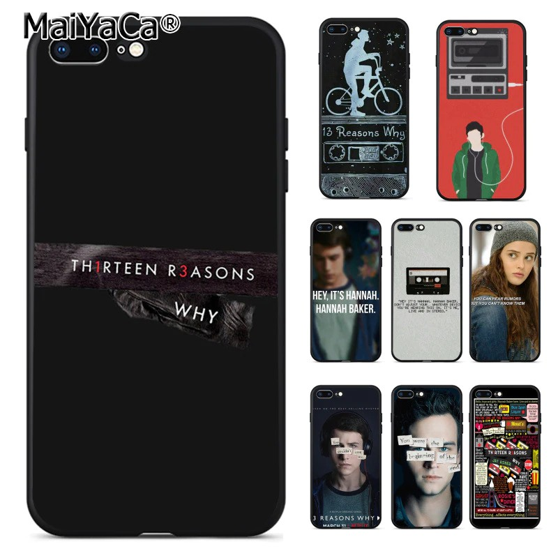 coque iphone 8 13 reasons why