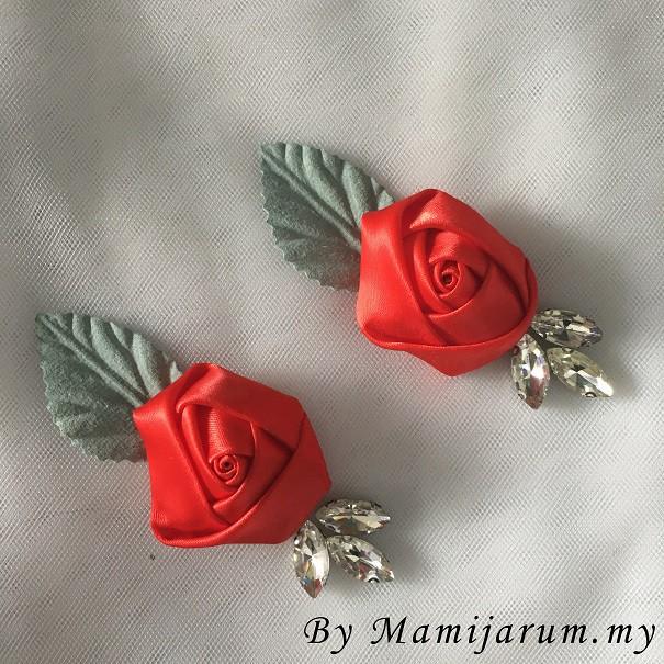 BeeBlinG Iron On Chunky Beads Mix Bunga 3D (D01) RM 2.50 / PCS