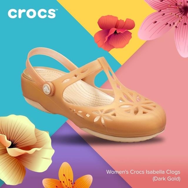 76ba046d1f4c Crocs Isabella Clog   size w6