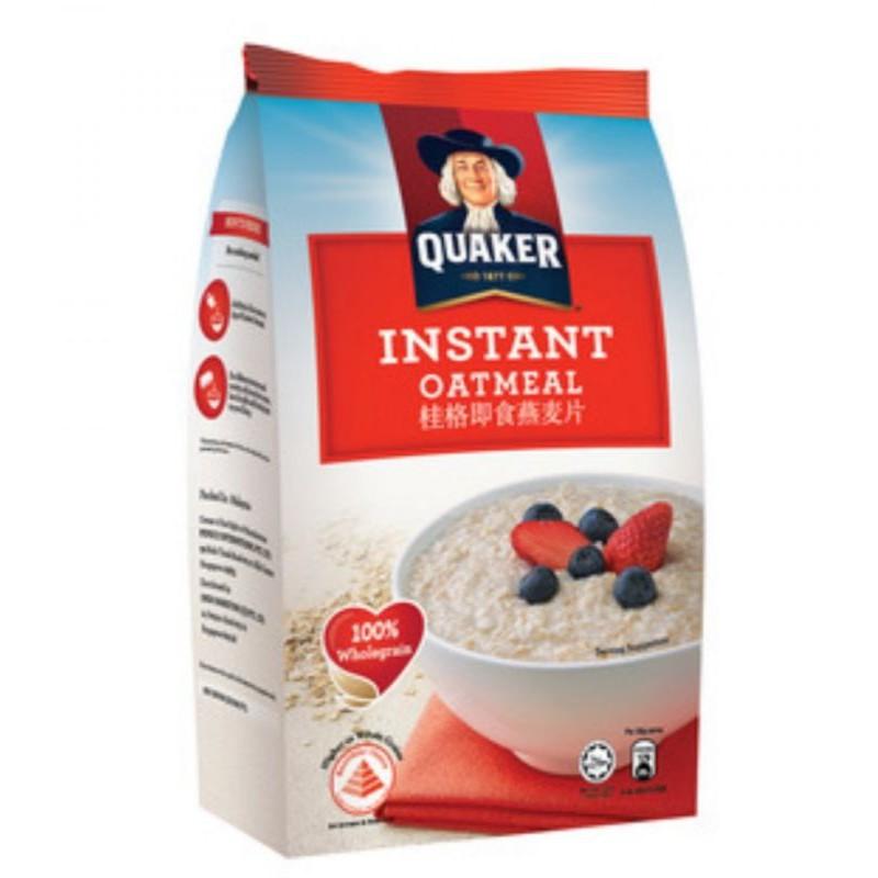 Quaker Instant Oatmeal 800g/1kg/1.2kg