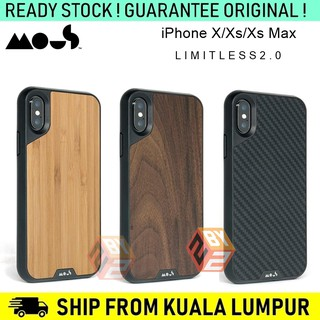 online store 17548 4a009 Original Mous Limitless 2.0 Shockproof Case for iPhone X Xs / Xs Max ...