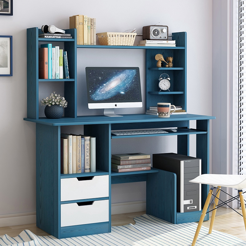 Computer Desk Bedroom Table Student Study Table Business Desk Shopee Malaysia