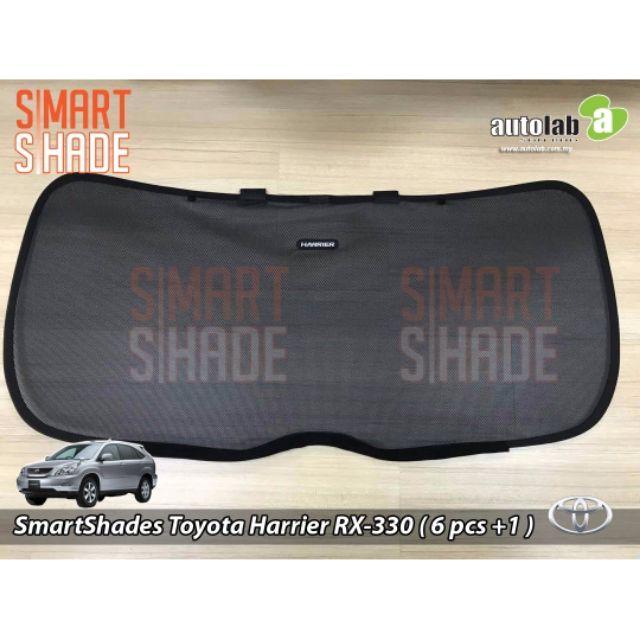 SmartShade Rear Windscreen Shade Toyota Harrier RX330