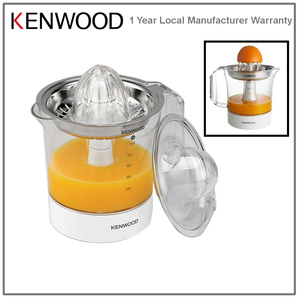 Kenwood JE290 Citrus Juicer XXL Feed Tube