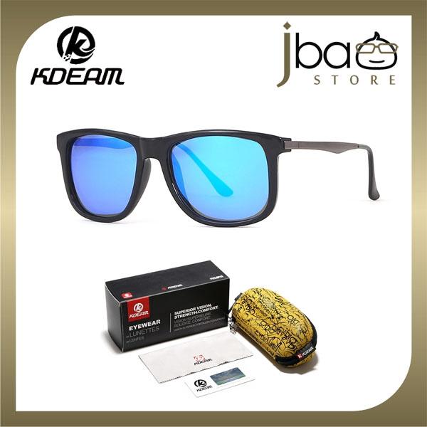KDEAM Polarized Sunglasses Men Outdoor Casual Driving KD9022-C4