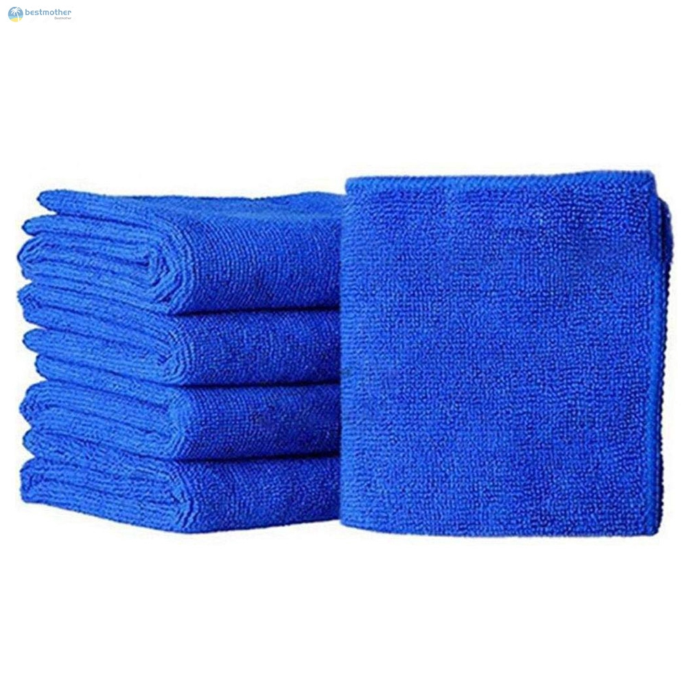 Durable Soft Fabric Microfiber Dry Body Duster Shower Cloth Car Cleaning Towel