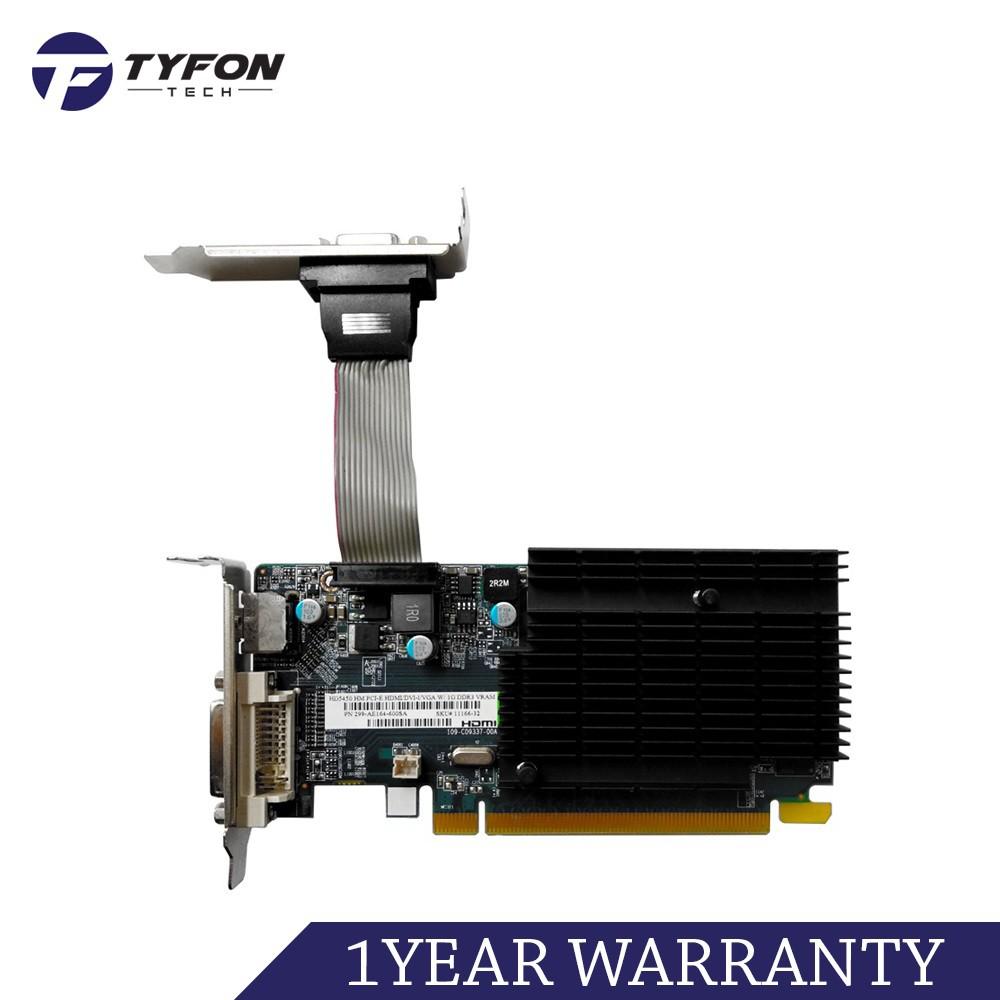 Sapphire Radeon HD-5450 1GB DDR3 64-bit Graphic Card Low Profile  299-AE164-600SA