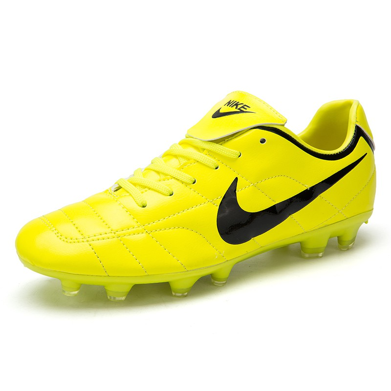 Nike Professional men Soccer Shoes Turf tf Soccer Boots Outdoor Lawn Football Boots
