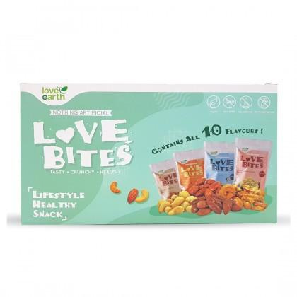 Love Earth Love Bites 10 in 1 (10包盒装)